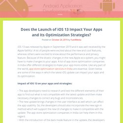 Best App Store Optimization Strategies & Process