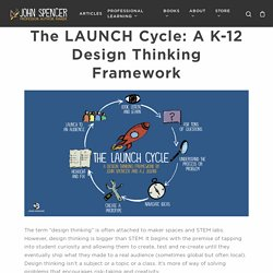 The LAUNCH Cycle: A K-12 Design Thinking Framework