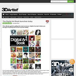 The Digital Art Book launches today