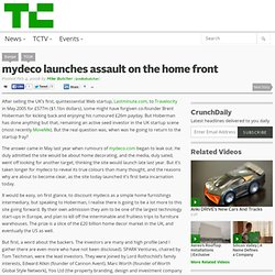 mydeco launches assault on the home front
