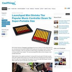 Launchpad Mini USB MIDI Controller