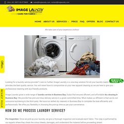 Make your Life Easy with Best Laundry in Business Bay