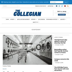 Doing laundry as a college student is the worst - The Collegian