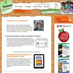 Laura Candler's Webinars