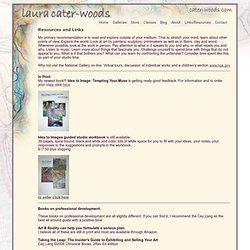 Laura Cater-Woods Textile & Fiber Artist