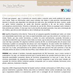 Dra. Laura Lúcia Martins - Médica CRM 17778