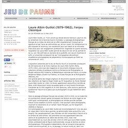Laure Albin Guillot (1879–1962), l'enjeu classique