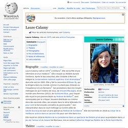 Laure Calamy - 1975-