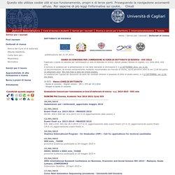 Università degli studi di Cagliari.