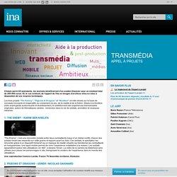 L'Ina lance un appel à projets transmédia