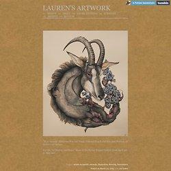 Lauren's Artwork