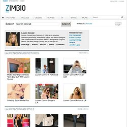 lauren conrad - Zimbio Search