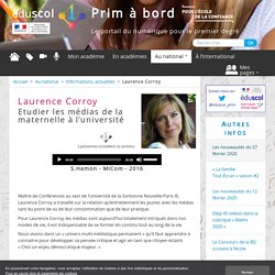 Laurence Corroy