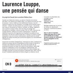 Laurence Louppe, une pensée qui danse
