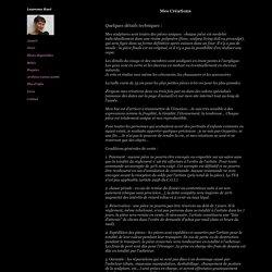 Laurence Ruet Informations
