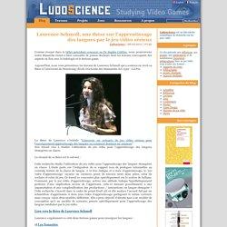 Laurence Schmoll, une thèse sur l'apprentissage des langues par le jeu vidéo sérieux
