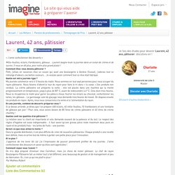 Laurent, 42 ans, pâtissier