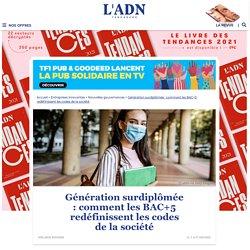 Livre Jean-Laurent Cassely et Monique Dagnaud : les 20% surdiplômés
