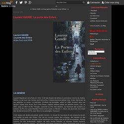 Laurent GAUDÉ, La porte des Enfers
