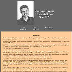 Laurent Gaudé : le soleil des Scorta