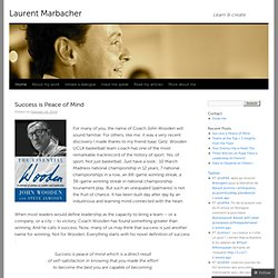 Laurent Marbacher | Learn & create
