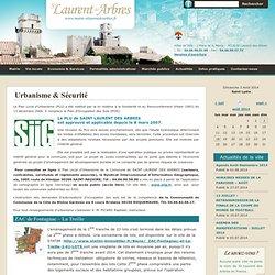 Mairie de St Laurent des Arbres » Urbanisme & Sécurité
