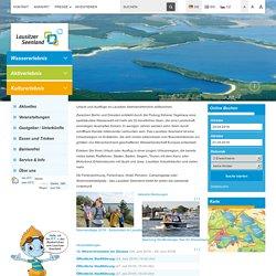 Lausitzer Seenland - junge Urlaubsregion zwischen Dresden & Berlin