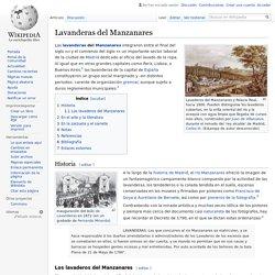Lavanderas del Manzanares
