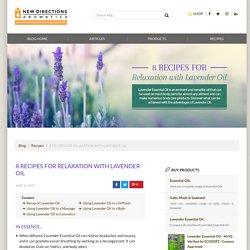 8 Lavender Essential Oil Recipes & Benefits of Using Essential Oils