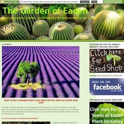 The Garden of Eaden