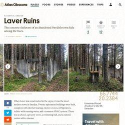 Laver Ruins – Älvsbyn V, Sweden