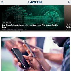 Legal News, Technology, In-House Counsel, & Small Firms Legal Resources