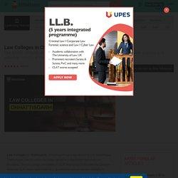 Law Colleges in Chhattisgarh