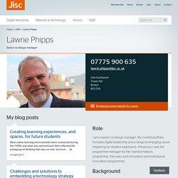 Lawrie Phipps