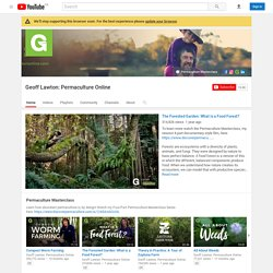 Geoff Lawton: Permaculture Online