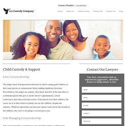 Worried About Child Support Process. Not Anymore