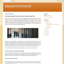 Finding the Best Personal Injury Lawyer near me - MG-Law
