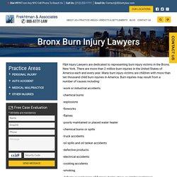 Bronx Burn Injury Lawyers - Frekhtman & Associates
