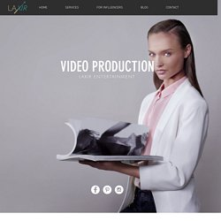 Video Production Agency in Los Angeles - Laxir