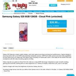 Samsung Phones Aus