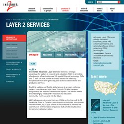 Layer 2 Services