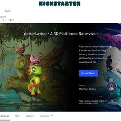 Yooka-Laylee - A 3D Platformer Rare-vival! by Playtonic Games