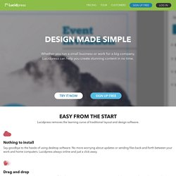 Free Layout and Design Software Online