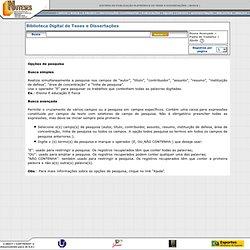 NUTESES - Biblioteca digital de teses e dissertações