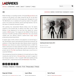 Lazarides - Artists - 3D