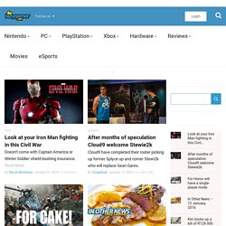 Lazygamer .:: Console Gaming News ::.