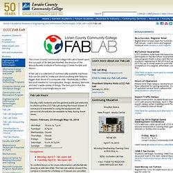LCCC Fab Lab