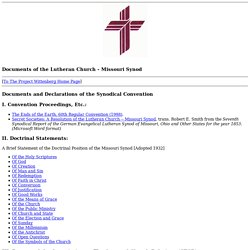 LCMS Documents