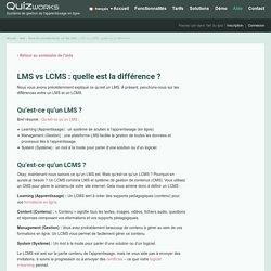 LMS vs LCMS : Quelle est la différence ?