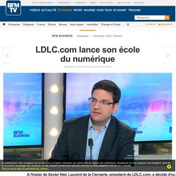 LDLC.com lance son école du numérique